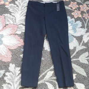 NWT BANANA REPUBLIC SLOAN PANT NAVY BLUE 8